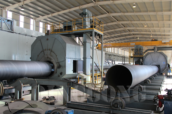 Pipes Internal And External Blasting Equipment in South Africa 1