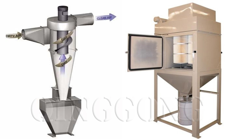 barrel type shot blasting machine 2
