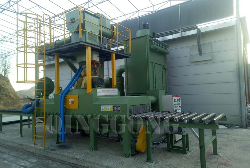pavers shot blasting machine 1